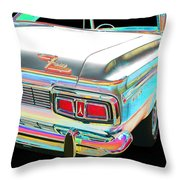 Plymouth Throw Pillow