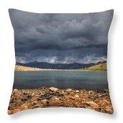 Pomeroy Lake Throw Pillow