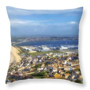 Portland Throw Pillow