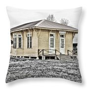 Powhatan - Hdr  Throw Pillow