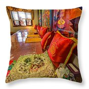 Prayer Mats Throw Pillow