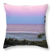 Predawn Throw Pillow