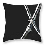 Promoted Fading  Throw Pillow