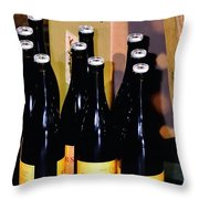 R Stuart Pinot Noir 21137 Throw Pillow