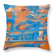 Raggaemylitis Throw Pillow