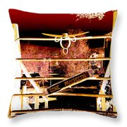 Randsburg Throw Pillow