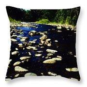 Rapidan River Throw Pillow
