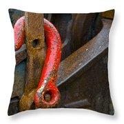 Red Hook Throw Pillow