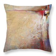 Redirected Throw Pillow