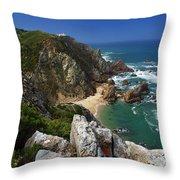 Roca Cape Throw Pillow