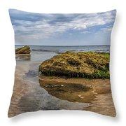 Rock Throw Pillow