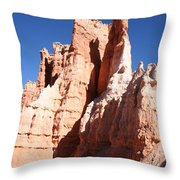 Rockformation Bryce Canyon Throw Pillow