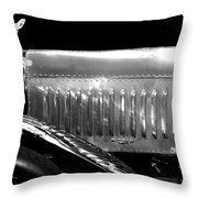 Rolls Royce Silver Ghost 1909 Throw Pillow