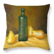 Roman Table Throw Pillow