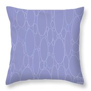 Rounded Color Variety Throw Pillow