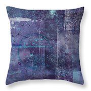 Royal Court Throw Pillow by Christopher Gaston