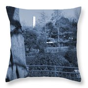 Sagamihara Asamizo Park 15e Throw Pillow