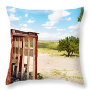Sales Are Down Throw Pillow