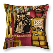 San Jose Del Cabo Throw Pillow