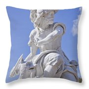 Sanssouci Park Potsdam Throw Pillow