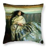 Sargent's Repose Throw Pillow