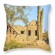 Scorpion Gulch Phoenix Arizona Throw Pillow