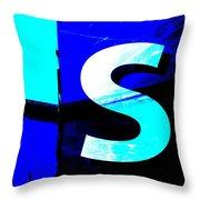 Seaworthy S Throw Pillow by Carol Leigh