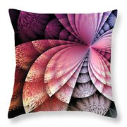 Sectioned Throw Pillow