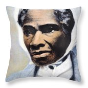 Sojourner Truth Throw Pillow
