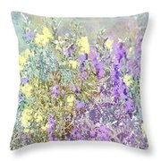 Sommer Meadow Throw Pillow