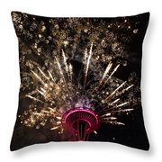 Spritz Throw Pillow