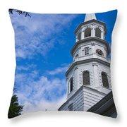 St. Michael's Episcopal Throw Pillow