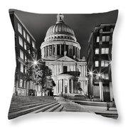 St Paul's London Throw Pillow