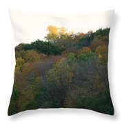 Stand Above Throw Pillow