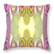 Star Elite Abstract Throw Pillow