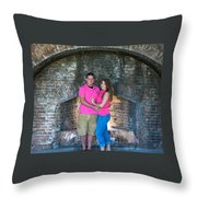 Stearns 2 Throw Pillow