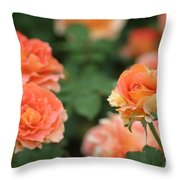 Strike Up The Band Throw Pillow