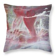 String Theory - Praise Throw Pillow