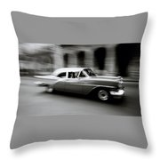 The Zen Of Havana Throw Pillow