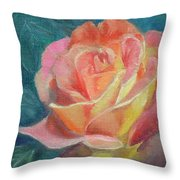Summer Bloom 1 Throw Pillow