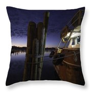 Sunrise With 62 Throw Pillow