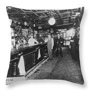 Tavern Throw Pillow