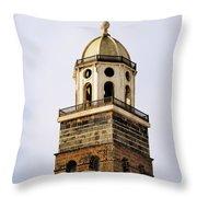 Teguise On Lanzarote Throw Pillow
