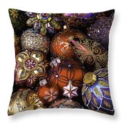 The Beauty Of Christmas Throw Pillow