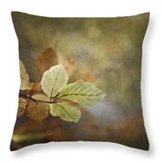 The Beauty Of The Common Throw Pillow