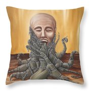 The Becoming Throw Pillow