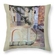 The Cistern Throw Pillow