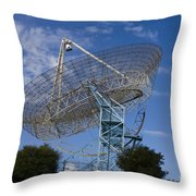 The Dish Stanford University Throw Pillow