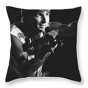 The Fixx Throw Pillow