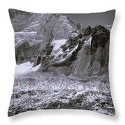 The Himalaya Throw Pillow